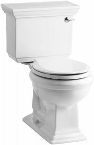 Kohler K-3933-RA-0 Memoirs toilet review