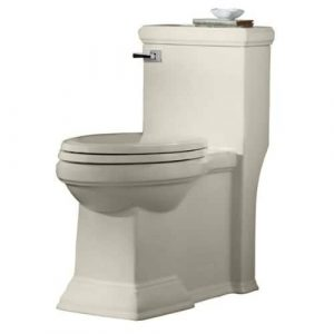 Flushing American Standard Town Square FloWise toilet