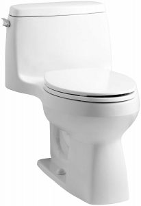 Kohler 3810-0 Santa Rosa comfort height elongated toilet review