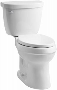 Kohler K-3609-0 Cimarron toilet review