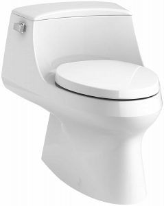 Kohler K-3722-0 San Raphael toilet review