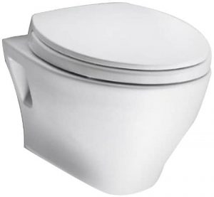 TOTO CT418F toilet review