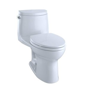 Toto MS604114CEFG Ultramax II toilet review