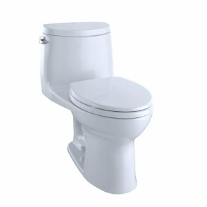 Toto MS604114CEFG Ultramax toilet review