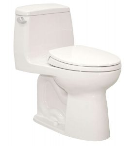 Toto MS854114ELG Eco Ultramax toilet review